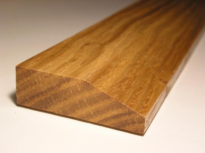 Product Range Wood Thresholds